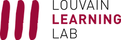 Louvain Learning Lab Logo