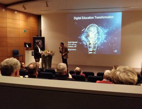"""Retour sur la conférence """"Digital Education Transformation"""" de Anant Agarwal : 3 tendances pour l'avenir de l'éducation"""