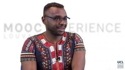 Portrait de Youssouf Adoum
