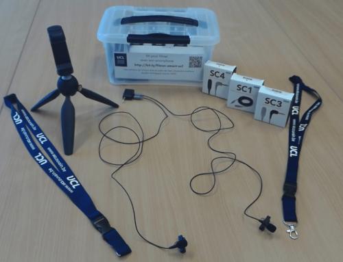 Un Kit pour filmer avec mon smartphone