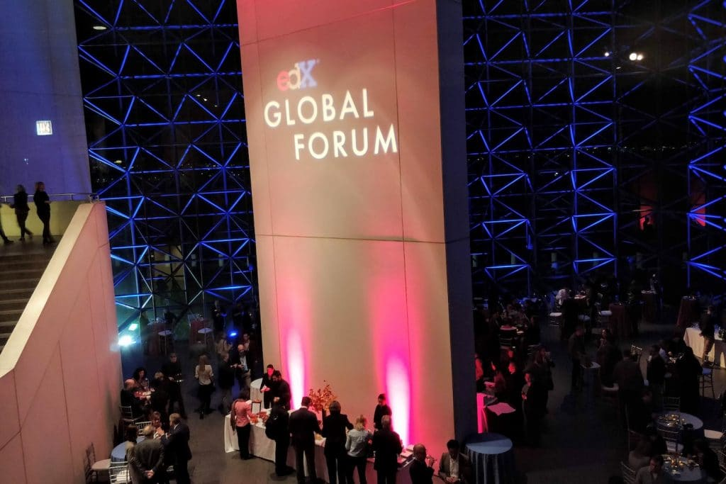 edX Global Forum 2018 : Transforming Education and Work