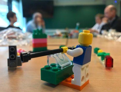Lego Serious Play : Une expérience ludique et pédagogique !